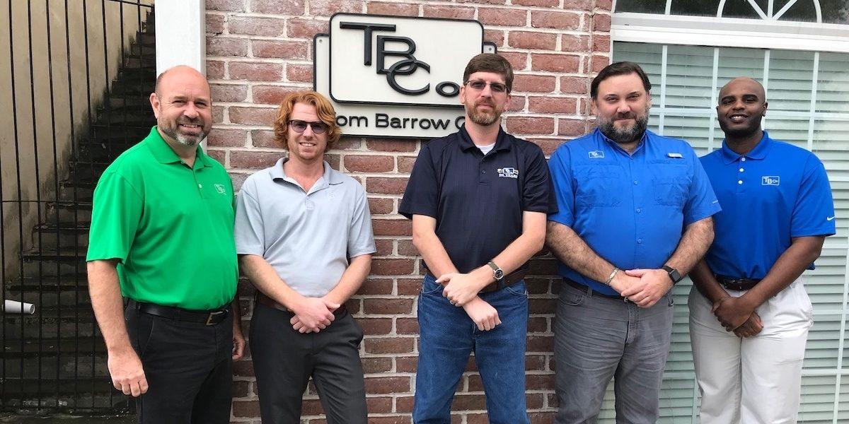 Pensacola Group Website Feature